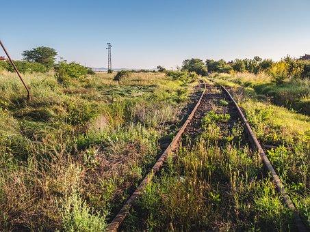 Railway, Rail, Track, Transport, Transportation