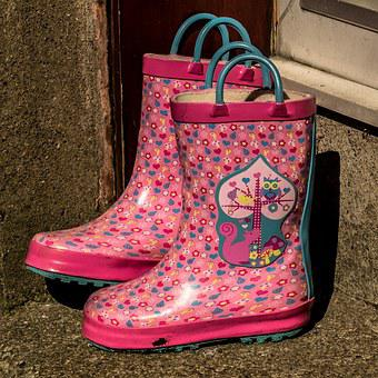 Boots, Wellies, Wellington Boots, Wellington