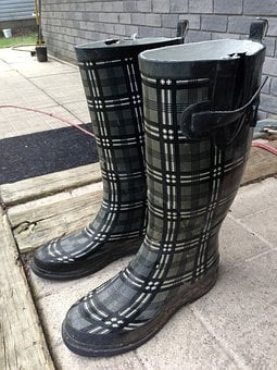 Rubber Boots, Wellingtons, Boots, Rain Boots, Gumboots