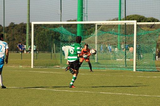 Shot, Race, Goal, Football, Game, Move, Winner