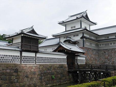 Kanazawa Castle, Ishikawa Prefecture, Castle