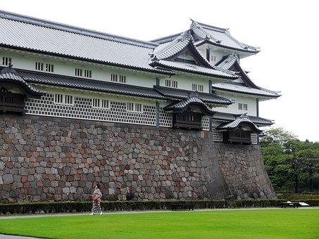 Kanazawa Castle, Ishikawa Prefecture