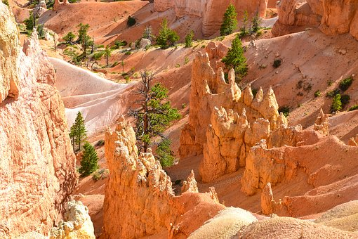 Bryce Canyon, Hoodos, Usa, National Park, America