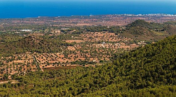 Majorca, Sanctuary Of Sant Salvador