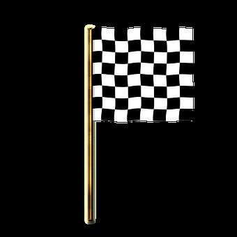 Flag, Targeted Banner, Checkered Flag, Start, Target