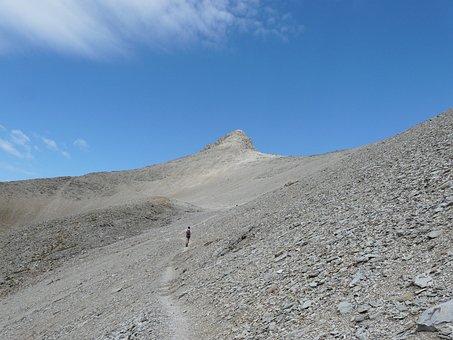 Mont Pelat, Mountain, Hiking, Nature, Landscape