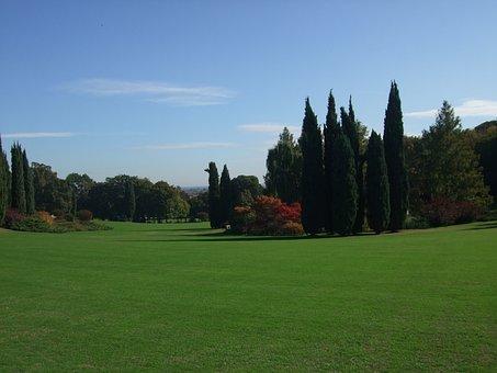 Landscape, Park Garden Sigurtà, Italy