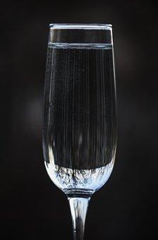 Glass, Macro, Specialization, Photo, Distinctly