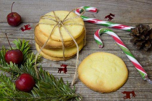 Cookies, Christmas, Advent, Pastries, Bake, Eat, Sweet
