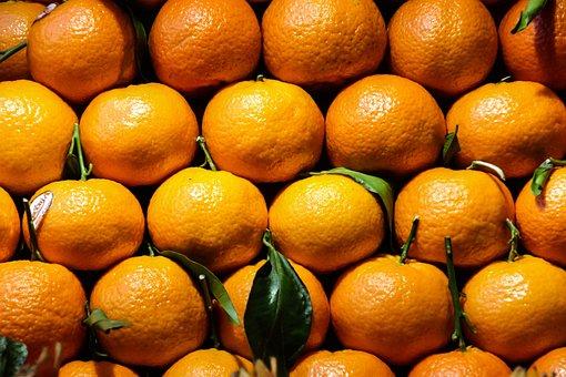 Eat, Orange, Sweet, Mandarin, Vitamins, Citrus Fruits