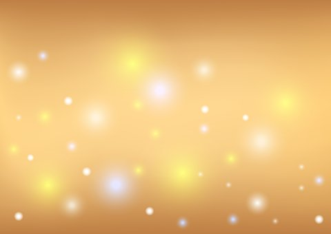 Golden, Background, Gradient, Holiday, Yellow, Bright