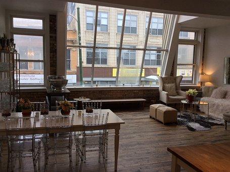 Interior, Luxury, Apartment, Design, Contemporary
