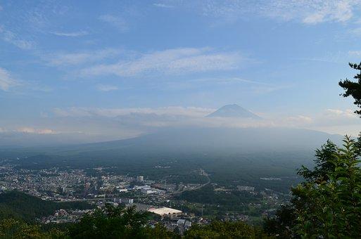 Mount Fuji, Kawaguchiko, Kawaguchiko Traffic