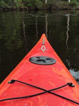 Kayak, Boat, Water, Canoe, Adventure, Kayaking, Paddle
