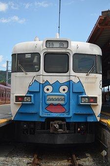 Fuji Train, Mount Fuji, Kawaguchiko