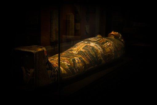 History, Egypt, Sarcofaag, Pyramid, Farao, Mummy, Mask