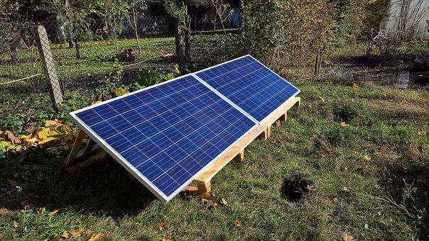 Photovoltaic, Solar Module, Solar Energy, Solar Cells