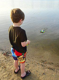 Toy, Child, Rc, Toddler, Water, Technology, Boy