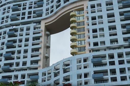 Hong Kong, China, Asia, Repulse Bay, Architecture