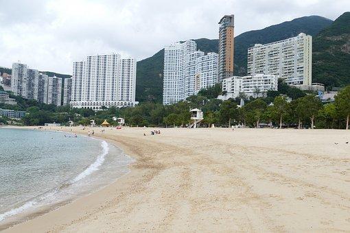 Hong Kong, China, Asia, Repulse Bay, Architecture, Bay