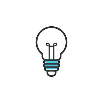 Idea, Icon, Light, Business, Design, Technology, Symbol