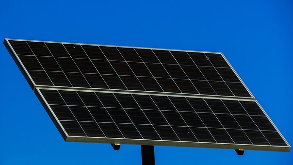 Solar Panel, Electricity, Energy, Solar, Panel, Ecology