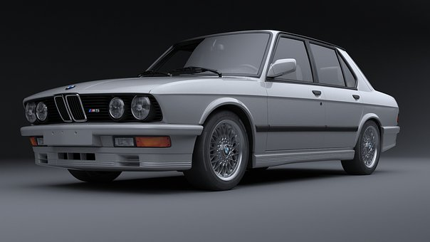 Bmw M5, M5 E28, German Car, Auto, Transportation