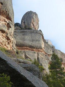 Rocks, Forms, Figurative Erosion, Montsant