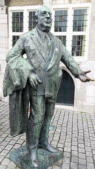 Bergen Op Zoom, Netherlands, Statue, Image, City