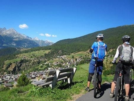 Switzerland, Mountain, Nature, Alpine