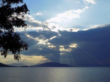 Aegina Island, Greece, September, Evening