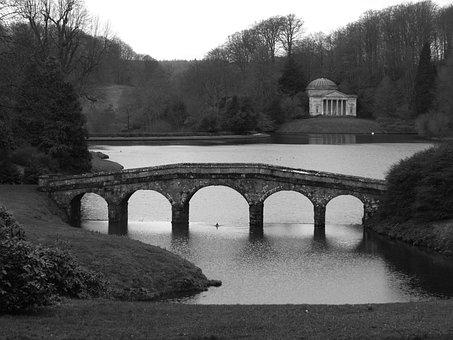Stourhead, Garden, Gardens, England