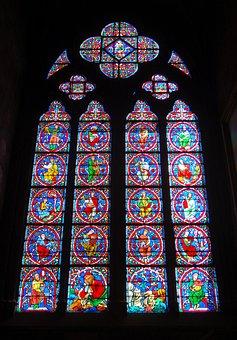 Notre Dame, Paris, France, Cathedral, Dame, Notre