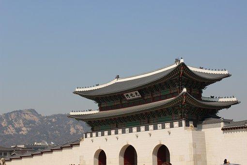 Gyeongbuk Palace, Seoul, Historical