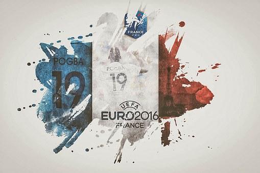 Euro 2016, France, Soccer, Wallpapper