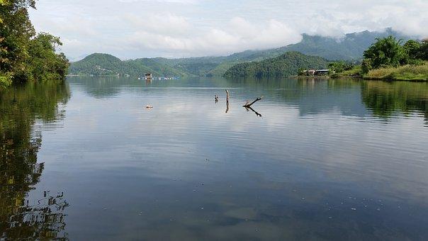 Begnas Lake, Nepal, Lake, Nature