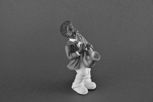 Musician, Saxo, Character, Music, Artist, Concert