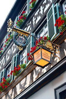 Bamberg, Town Hall, Bridge, Regnitz, Building, Arch