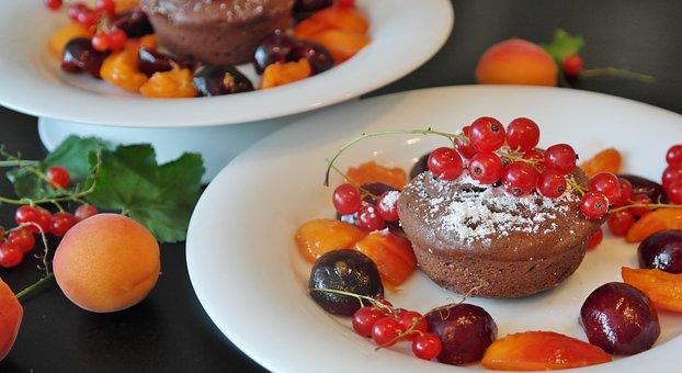 Chocolate Cake, Cake, Chick, Chocolate
