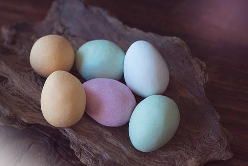 Egg, Colorful Eggs, Easter Eggs, Chocolate Eggs
