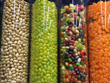 Candy, Colorful, Sugar, Sweet, Color, Snack, Green