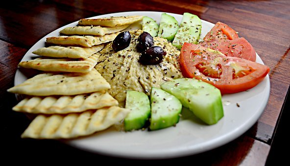 Mediterranean, Platter, Food, Gourmet, Dish, Cuisine