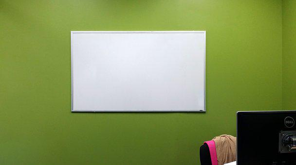 Dry Erase, White Board, Board, Dry, Marker, Erase