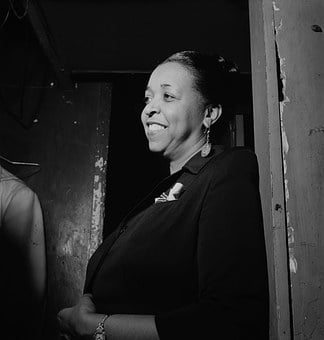 Ethel Waters, Singer And Actress, African-american