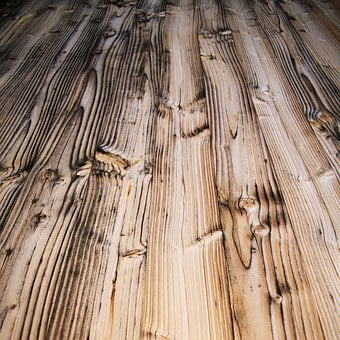 Wood Floor, Floor Planks, Spruce, Beech, Fir, Material
