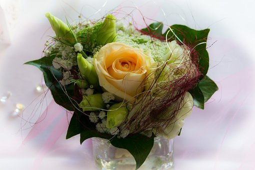 Flower, Bouquet, Congratulations, Wedding