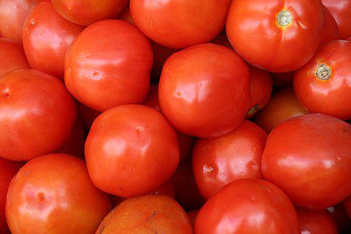 Tomatoes, Vegetable, Greens, Fruit, Fruits