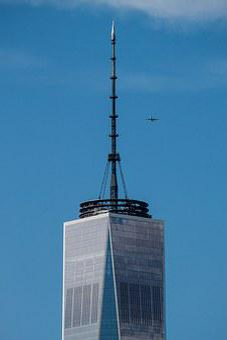 New York, One World Center, Manhattan, Usa, Nyc