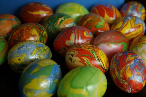 Egg, Easter Eggs, Colorful, Marbled, Easter, Easter Egg