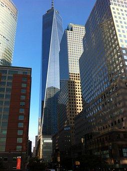 World Trade Center, New York, Manhattan, Nyc, Usa